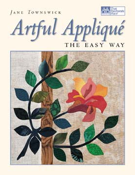 Artful Appliqué by Jane Townswick