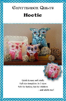 Hootie stuffy front cover final