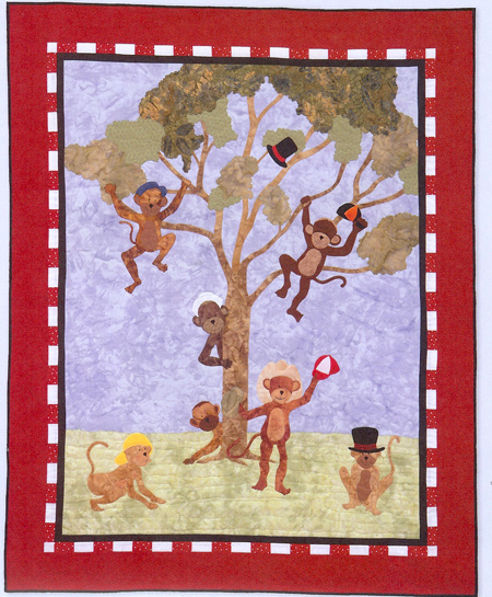 Monkey Business by Cheryl Almgren Taylor