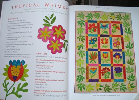 Tropical Whimsy by Cynthia Tomaszewski