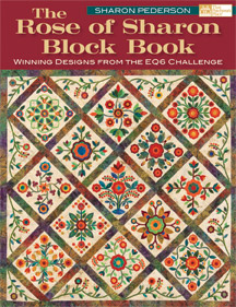 B1051 Rose of Sharon Block Book