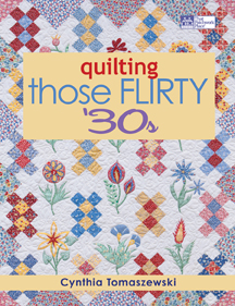 quilting -those-flirty -30s