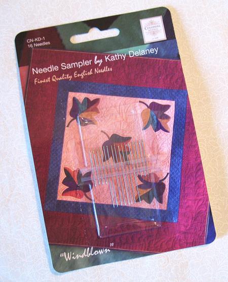 needle-sampler