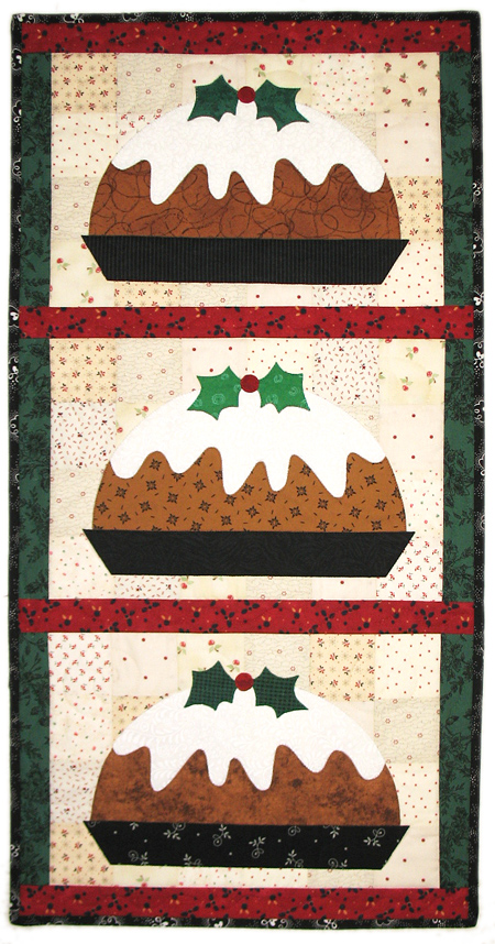 pp2 Quiltmakers Countdown to Christmas, Day 2