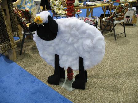 Fabri-Quilt sheep