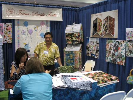 Trans Pacific Textiles