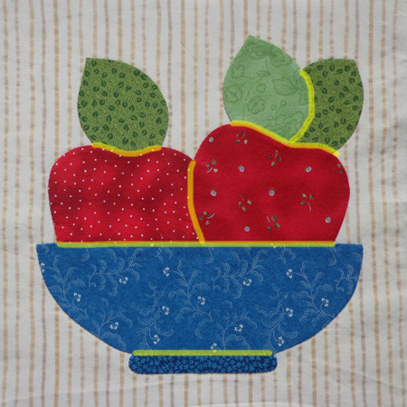 Turned edge : All About Applique